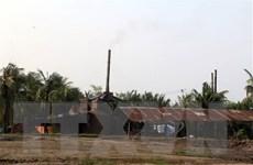 Người dân Bến Tre bức xúc vì hàng trăm lò than gây ô nhiễm môi trường
