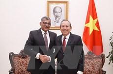 Tăng cường hơn nữa quan hệ hợp tác giữa tòa án Việt Nam-Singapore