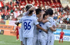 Hoàng Anh Gia Lai giành chiến thắng thuyết phục 5-1 trước Hải Phòng