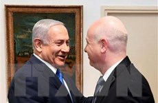 Giới chức Israel và Mỹ hội đàm ngay sau cuộc bầu cử Quốc hội