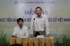 Xây dựng hệ thống tiêu chuẩn cho nông nghiệp hữu cơ Việt Nam