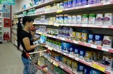 Bộ Tài chính đề nghị giữ nguyên mức thuế nhập khẩu mặt hàng sữa
