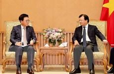 Lotte cam kết hỗ trợ mạnh mẽ các dự án khởi nghiệp tại Việt Nam