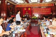 Tổ công tác của Thủ tướng Chính phủ kiểm tra công vụ tại Bình Phước