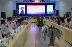 Hội nghị Thường trực HĐND các tỉnh, thành Nam Trung Bộ và Tây Nguyên
