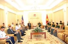 Hợp tác an ninh-quốc phòng là điểm sáng trong quan hệ Việt Nam-Hoa Kỳ