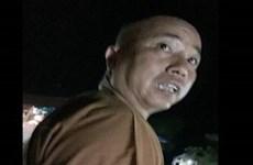Vụ sư trụ trì bị tố gạ tình nữ phóng viên: Sư Toàn thừa nhận sai phạm