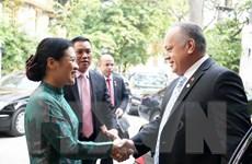 Thắt chặt tình đoàn kết hữu nghị truyền thống Việt Nam-Venezuela