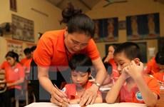 Cô giáo mở lớp dạy cho trẻ khuyết tật: Câu chuyện về chữ 'nhẫn'