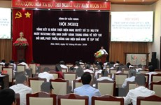 Đổi mới, nâng cao hiệu quả kinh tế tập thể trên địa bàn tỉnh Bắc Ninh
