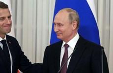 Vì sao Pháp 'bỗng dưng' muốn 'cài đặt lại' quan hệ với Nga?
