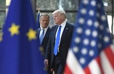 [Mega Story] Bất đồng giữa EU và Mỹ: Cuộc đấu không bên thắng