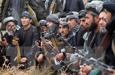 Đại diện Mỹ và phái đoàn của Taliban tiếp xúc tại Pakistan