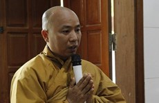 Đề nghị thu hồi diện tích đất mua bán, sử dụng trái phép của sư Toàn