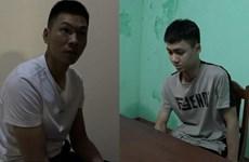 Quảng Bình: Phát hiện gần 1kg ma túy trong bao tải chứa lạc khô