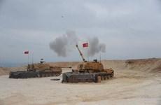 Thổ Nhĩ Kỳ tấn công người Kurd: Động thái tiềm ẩn rủi ro ở Syria