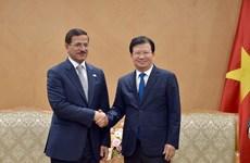 Thúc đẩy các lĩnh vực hợp tác đầu tư mới giữa Việt Nam và UAE