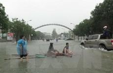 Các tỉnh Nghệ An đến Quảng Trị tiếp tục có mưa to và dông