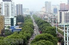 Hành trình đến mục tiêu phát triển đô thị tăng trưởng xanh
