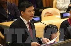 Việt Nam tích cực chung tay thúc đẩy, bảo đảm quyền con người