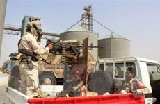 Saudi Arabia cử quân tiếp viện tới thành phố cảng Aden của Yemen
