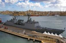 Hàn Quốc huy động 6 tàu chiến và tàu ngầm tập trận với Australia