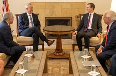 Lãnh đạo 2 chính đảng lớn tại Israel gặp Cố vấn cấp cao Nhà Trắng