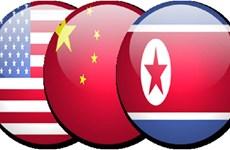 Chuyên gia Mỹ: Vấn đề Triều Tiên có thể làm tăng căng thẳng Mỹ-Trung