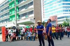 Động đất mạnh tại Philippines: Bé trai thiệt mạng vì tường đổ sập