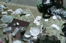 Triệt xóa thành công ổ đánh bạc lưu động trên địa bàn Hải Phòng
