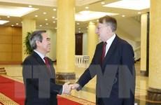 Việt Nam coi EU là một trong những đối tác quan trọng hàng đầu