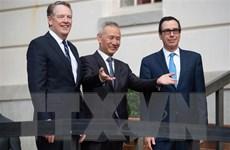 Mỹ-Trung Quốc thông báo đạt tiến triển về đàm phán thương mại