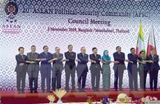 Phó Thủ tướng, Bộ trưởng Phạm Bình Minh dự APSC-20 và ACC-24