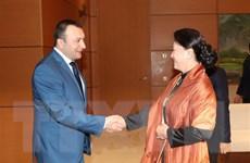 Đưa quan hệ giữa Quốc hội Việt Nam và Armenia lên tầm cao mới
