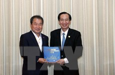 Thành phố Hồ Chí Minh tạo thuận lợi cho các doanh nghiệp Hàn Quốc