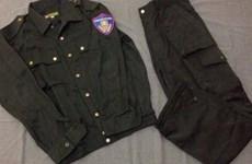 Xử phạt công ty dịch vụ bảo vệ mặc trang phục giống cảnh sát cơ động
