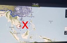Tổng cục Hải quan: Sẽ tịch thu 7 xe ôtô sử dụng bản đồ 'đường lưỡi bò'