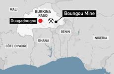 Burkina Faso: Các tay súng tấn công công ty Canada, 37 người chết