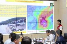 Thực hiện nghiêm công điện của Thủ tướng về ứng phó với bão số 6