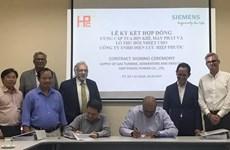 Siemens hỗ trợ nâng cấp nhà máy nhiệt điện tại Thành phố Hồ Chí Minh