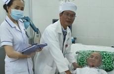 Nút động mạch bằng hóa chất cứu bệnh nhân ung thư gan di căn ổ bụng