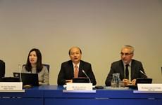 Việt Nam thúc đẩy Công ước về bảo vệ thực thể vật liệu hạt nhân