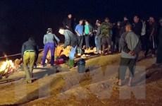 Hai học sinh bị đuối nước thương tâm tại một điểm khai thác quặng