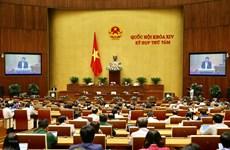 Biểu quyết Nghị quyết về phân bổ ngân sách Trung ương năm 2020
