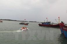 Thanh Hóa: Chìm tàu cá, 7 ngư dân được cứu nạn thành công