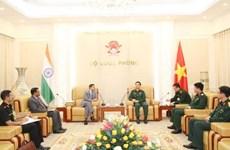 Việt Nam thúc đẩy quan hệ hữu nghị, hợp tác toàn diện với Ấn Độ
