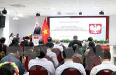 Họp mặt kỷ niệm Ngày Độc lập Cộng hòa Ba Lan tại Thành phố Hồ Chí Minh