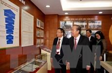 Phó Thủ tướng chúc mừng thầy, cô giáo Học viện Nông nghiệp Việt Nam