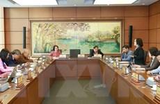 Họp Quốc hội: Phối hợp chặt chẽ trong công tác xây dựng luật