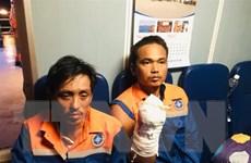 Ứng cứu khẩn cấp ngư dân bị đứt rời cánh tay, mất nhiều máu